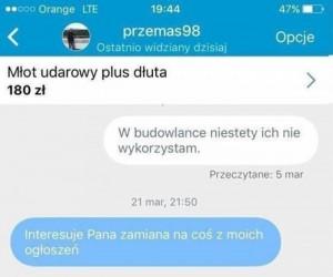Janusz sprzedaży