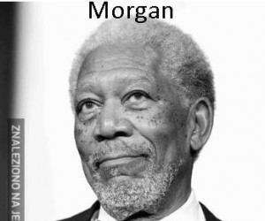 Morgan Freeman za free!