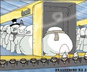 Żeby wszyscy wiedzieli z czego robi się lody