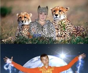 Rosyjscy mistrzowie Photoshopa