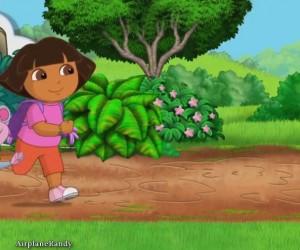 Tym razem Dora poradzi sobie sama