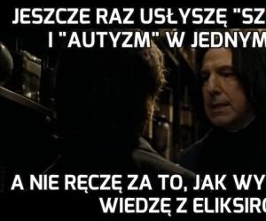 Koniec śmieszkowania, Potter