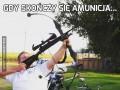 Gdy skończy się amunicja...