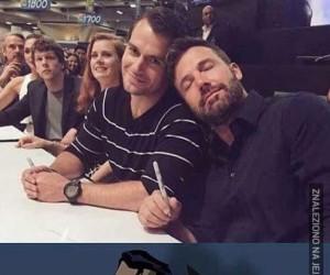 Superman i Batman <3