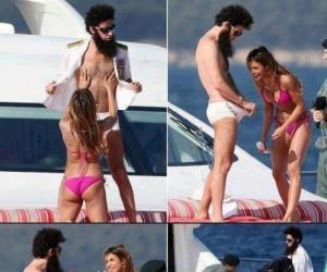 Nie zadzieraj z Boratem