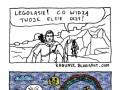 Legolasie! Co widzą twoje elfie oczy?