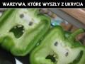 Warzywa, które wyszły z ukrycia