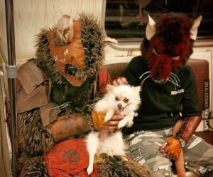 Furry w Rosji?