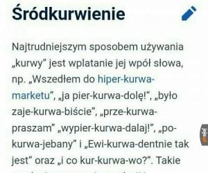 Język polski taki trudny