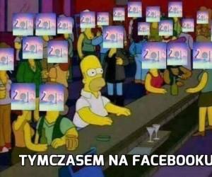Tymczasem na Facebooku