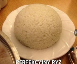 Perfekcyjny ryż