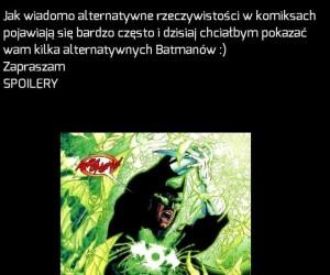 Alternatywne Batmany