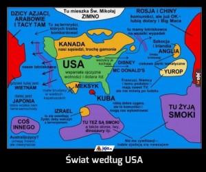Świat według USA