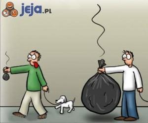 Posprzątaj po swoim zwierzaku!