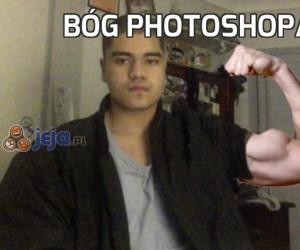 Bóg Photoshopa