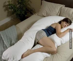 Poduszka dla samotnych kobiet