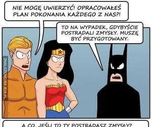 Jak pokonać Batmana