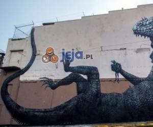 Takiego graffiti nam potrzeba