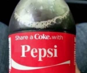 Nie ma Coli, może być Pepsi?