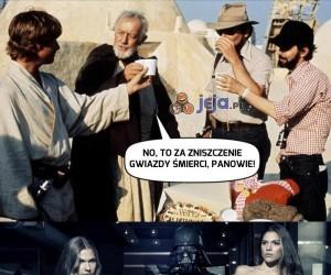 Vader nie da sobie w kij dmuchać