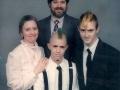 Dziwne zdjęcia rodzinne - fryzurki
