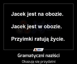 Gramatyczni naziści