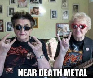 Fanki metalu do końca!