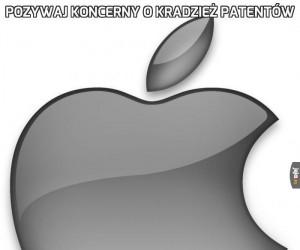 Pozywaj koncerny o kradzież patentów