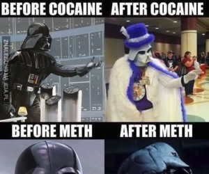 Darth Vader na haju