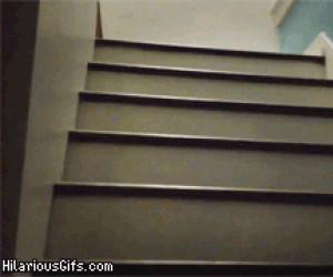 Wchodzenie po schodach