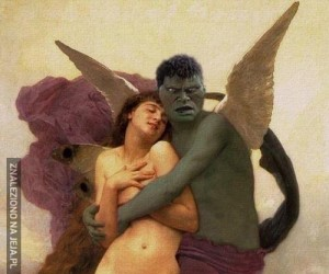 Marvel i DC w sztuce