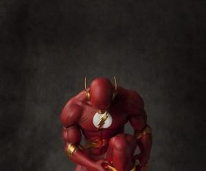 Figurki bohaterów wydrukowane w 3D