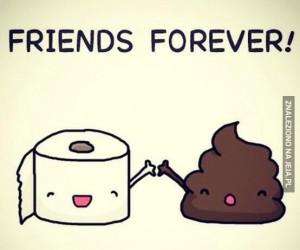 Przyjaciele na zawsze!