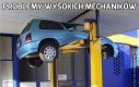 Problemy wysokich mechaników