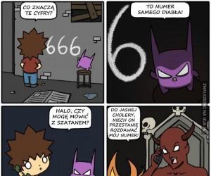 Numer do Szatana