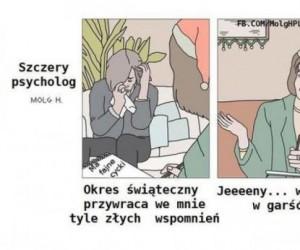 Szczera psycholog