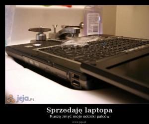 Sprzedaję laptopa