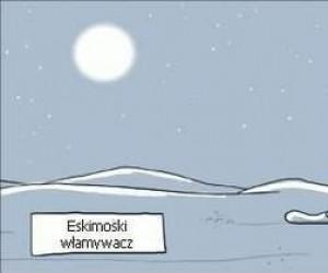 Eskimoski włamywacz
