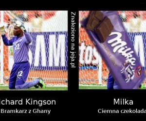 Richard Kingson vs Milka
