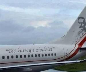 Samolot narodowca