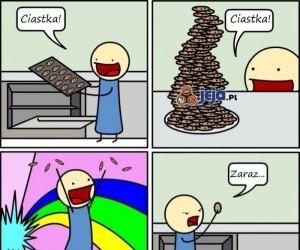 Lubię ciastka!