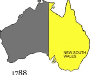 Historia stanów Australii