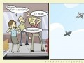 To ptak! To samolot!