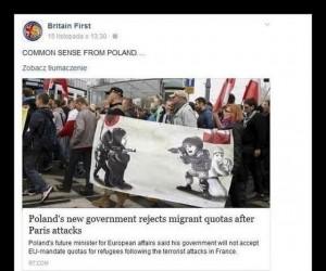 Gratulacje dla polskiego rządu napływają z całego świata...