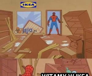Witamy w Ikea!