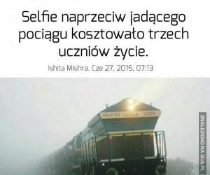 Śmiertelne selfie. Co jest z tymi ludźmi?