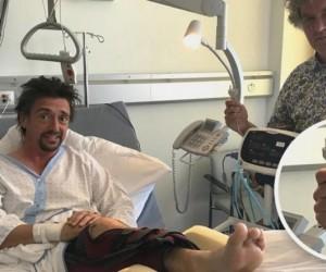 Tymczasem w szpitalu u Hammonda