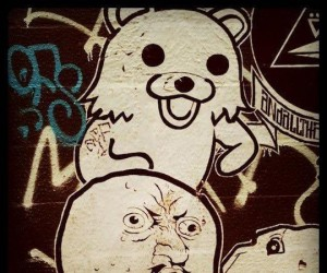 Memowe graffiti