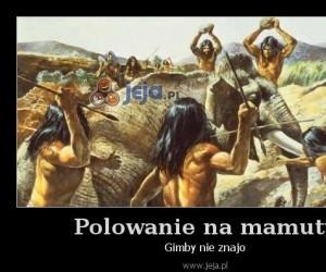 Polowanie na mamuty