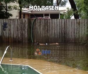 Mój basen